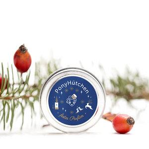 festes Parfüm *Weihnachtszauber* - PonyHütchen