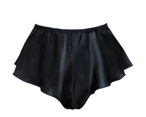 Schlaf-Shorts Seide Satin - Anekdot