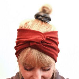 "Stirnband ""Red Sweat"" - WiDDA berlin"