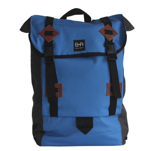 "Laptop-Rucksack 14"" Walun 1 blue - Bow & Arrow"
