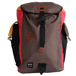 Laptop-Rucksack 15' Bital 1 brown - Bow & Arrow