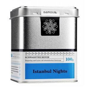 Istanbul Nights Bio-Schwarztee/Minze - samova