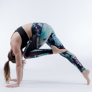 Dynamic Legging . Jungle - nice to meet me