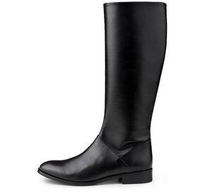 Emilia Boot Black - E.V.S. - Eco Vegan Shoes