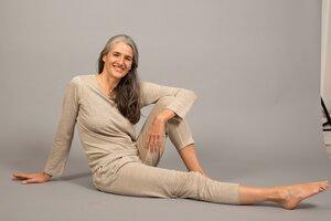 Legging 100%  Hanf Jersey Made in Germany - Cannamoda