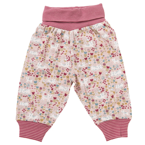 Babyhose - rosa - People Wear Organic