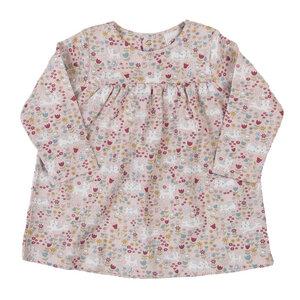 Babykleid - rosa - People Wear Organic