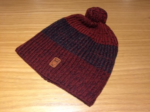 Tweed Knit Hat - KnowledgeCotton Apparel