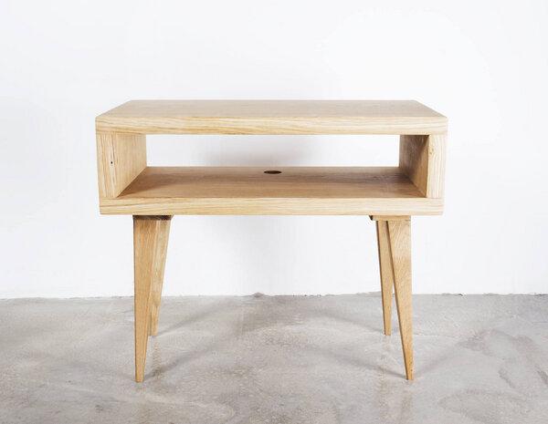 hardman design build d nischer beistelltisch d nische moderne mediakonsole avocadostore. Black Bedroom Furniture Sets. Home Design Ideas