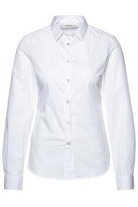 Metro Shirt Blouse - white - Wunderwerk