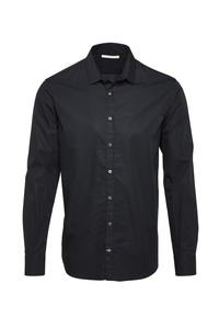 Metro Shirt Slim - black - Wunderwerk