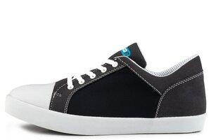 Low Sneaker Black - E.V.S. - Eco Vegan Shoes