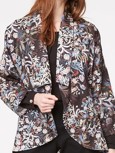 Kimono-Jacke aus Tencel von THOUGHT - Thought | Braintree
