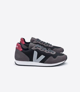 SDU - B-MESH BLACK GRAFITE OXFORD GREY - Veja