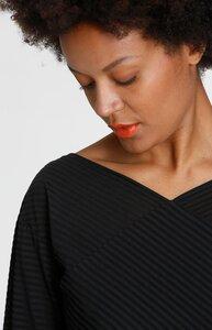 Shirt Sparkle schwarz - TAUKO