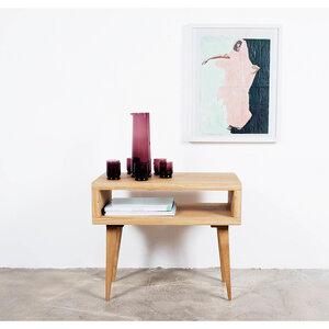 Dänischer Beistelltisch, Dänische Moderne Mediakonsole,  - Hardman Design & Build