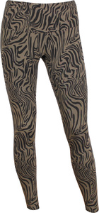 Leggings Zebra Olive-Black - OGNX