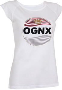 T-Shirt Lotus White - OGNX