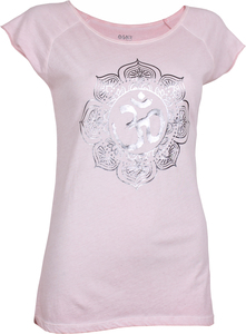 T-Shirt Pigment Dyed OM Winter Rose - OGNX