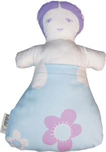 Puppe blau - ingegerd