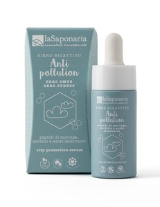 Anti-Pollution Bioaktives Serum - laSaponaria