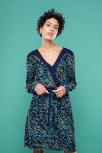 Kleid Iberi in Wickeloptik - ME&MAY