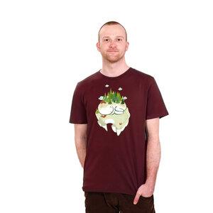 See You in Spring - Shirt Männer aus Bio-Baumwolle - Coromandel