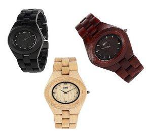 WeWood Odyssey - Armbanduhr aus Holz - Wewood