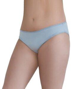 Damen Klassischer Slip 3 Farben Bio-Baumwolle Unterhose Taillenslip - Albero