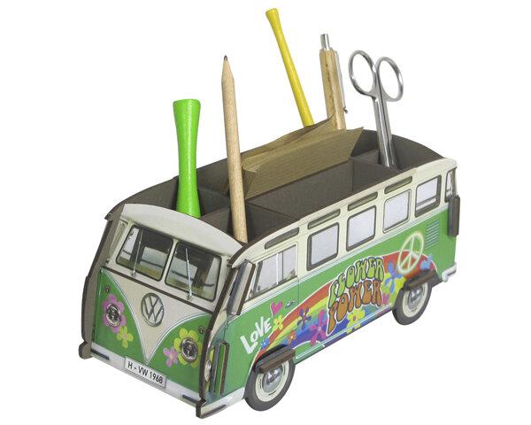 werkhaus gmbh stiftebox vw bus avocadostore. Black Bedroom Furniture Sets. Home Design Ideas