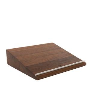 EcoStand Notebook Ständer, Erhöhung aus Holz  - Woodcessories