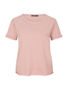 Shirt Oliv - Rosa - Lana