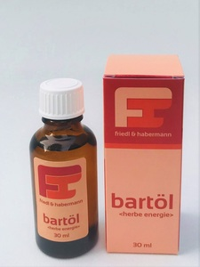 Bartöl herbe Energie  - friedl & habermann