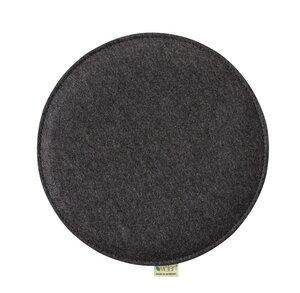 Stylische Sitzkissen Violan Circle 39 cm - Metz