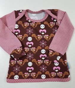Babyshirt Loving Birds - Omilich