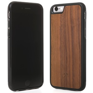 Woodcessories - EcoBump iPhone Case Schutz Hülle aus Walnuss Holz  - Woodcessories