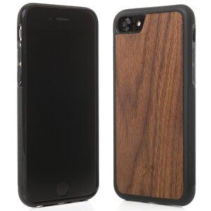 Woodcessories - EcoBump iPhone Case Schutz Hülle aus Walnuss Holz  - Woodcessories