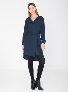 London Kleid - Navy - Miss Green