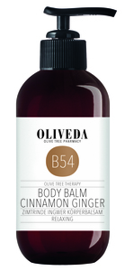 Körperbalsam Zimtrinde - Ingwer Relaxing - Oliveda