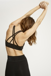 Yoga Cross Back Top - People Tree