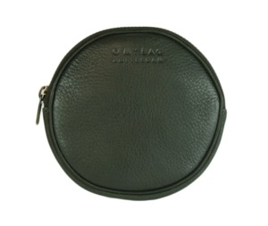 Luna Purse Eco Forest Green - O MY BAG