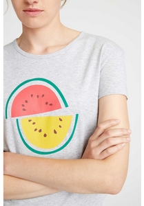 Peter Jensen Watermelon Tee - People Tree