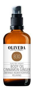 Körperöl Zimtrinde Ingwer Relaxing - Oliveda
