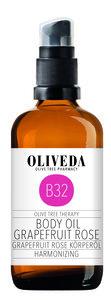 Körperöl Grapefruit/Rose Harmonizing - Oliveda