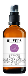 Körperöl Lavendel Vanilla Anti Stress - Oliveda