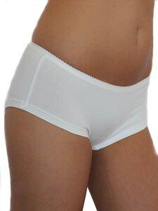 Damen Pants 4 Farben Bio-Baumwolle Panty Panties Slip Unterhose - Albero
