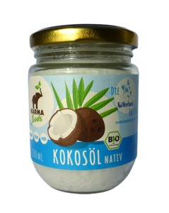 Bio Kokosöl 200 ml - Karma Foods