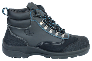 All Terrain Pro Waterproof Hiker Black - Eco Vegan Shoes