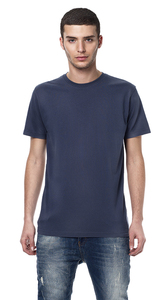 3er Pack Men's Organic  T-Shirt Vintage Washed - Continental Clothing