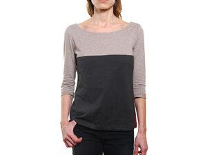 Two Colour Shirt | Bio Fair - milch Basics